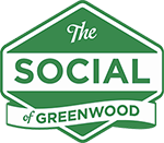 The Social of Greenwood Logo