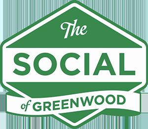 The Social of Greenwood Retina Logo
